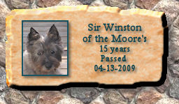 Click to see Sir Winston of the Moores
